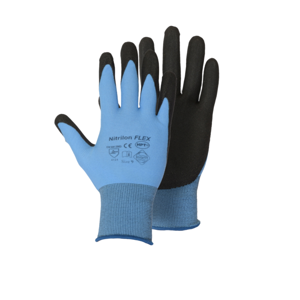 iSB Group: Hand Protection Product: Foam PVC Palm Coated Glove