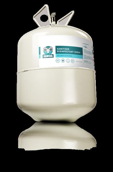 iSB Group: Ramsol Sanitiser Spray, 22l Canister