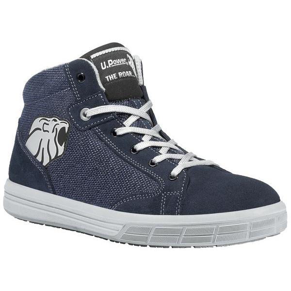 iSB Safety Footwear Product: Canvas Sport Boot