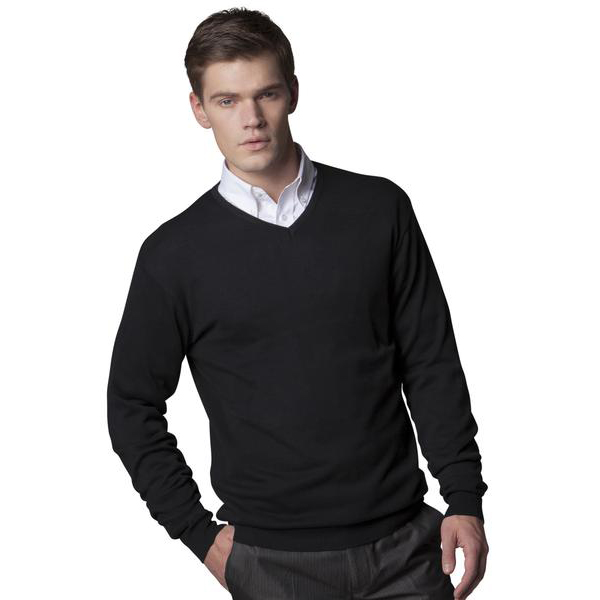 iSB Group: Corporate Clothing Product: Long Sleeve V-Neck Sweater