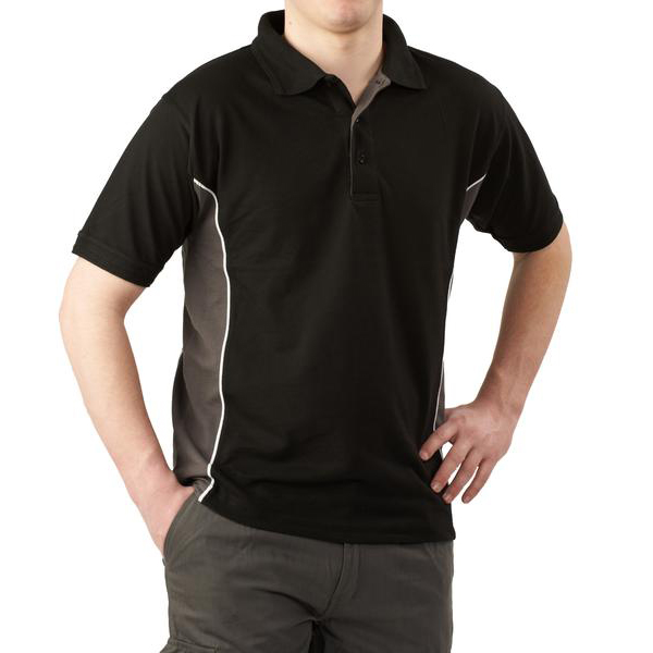 iSB Group: Corporate Clothing Product: Silverswift Polo shirt