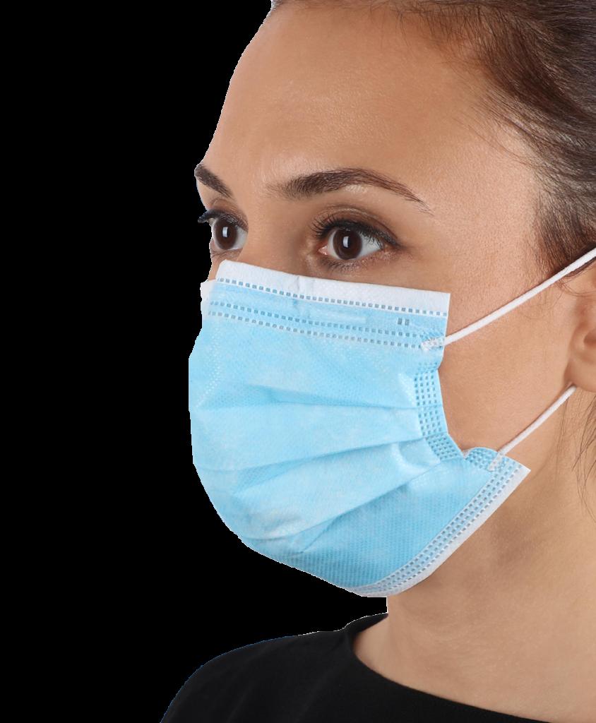 3 Layer Hygiene Mask