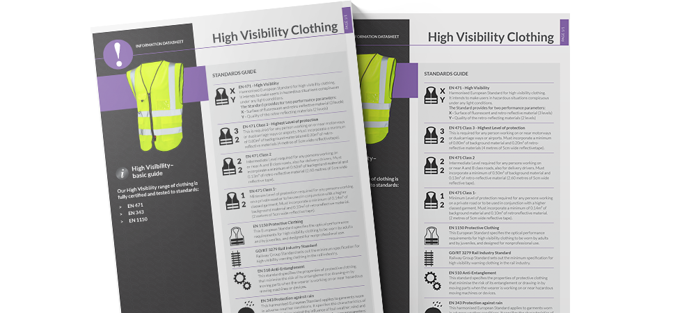 iSB Group: High Visibility Clothing Resource
