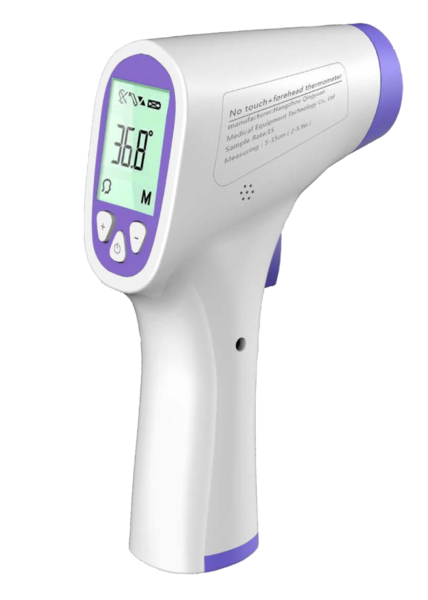 iSB Group Product: Contactless Thermometer