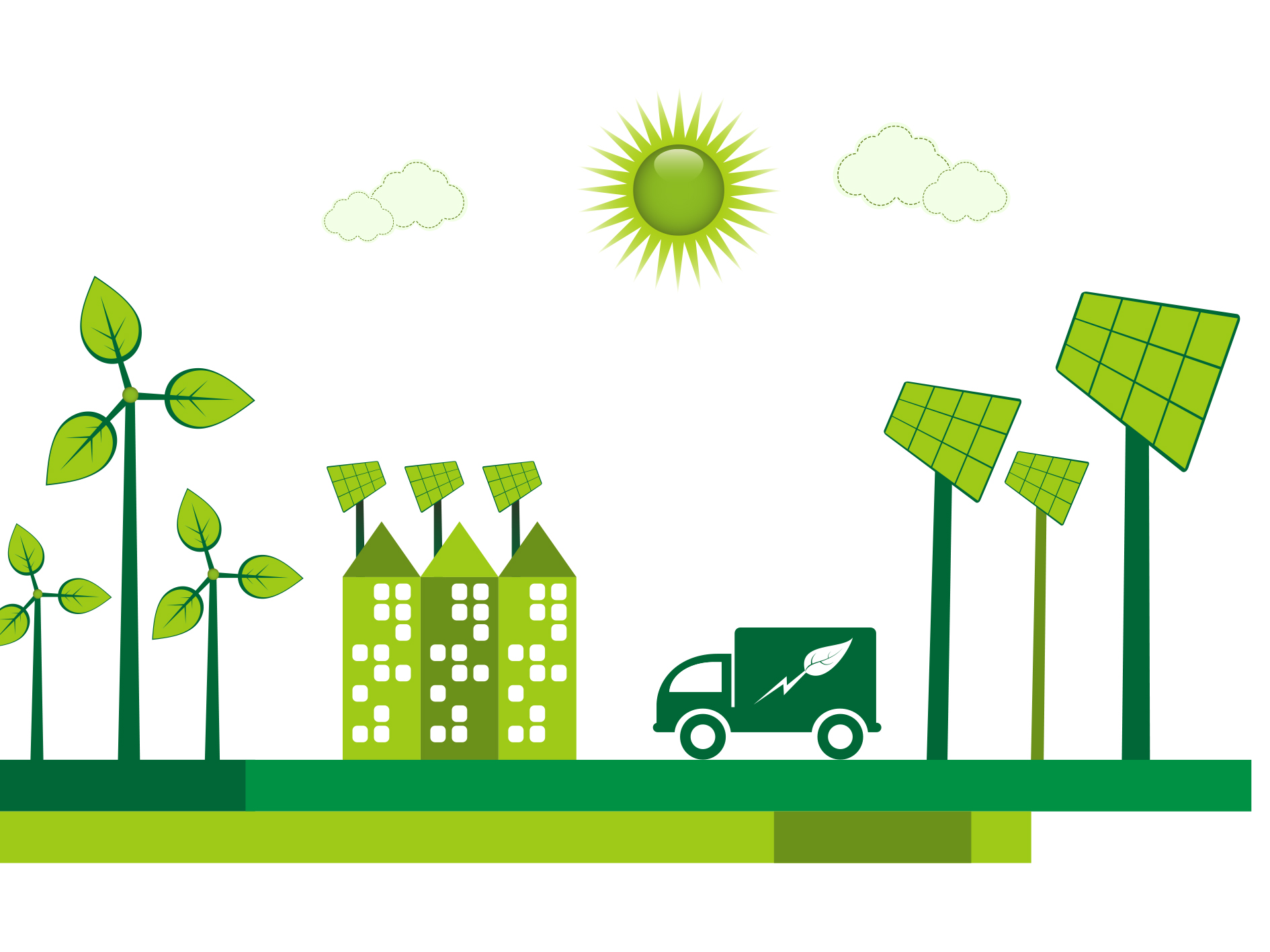 Driving sustainability in logistics